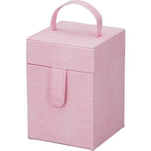 インテリア 小物入れ スウィートジュエリーボックス Mサイズ(ピンク)|touo