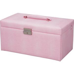 インテリア 小物入れ スウィートジュエリーボックス L Lサイズ(ピンク)|touo