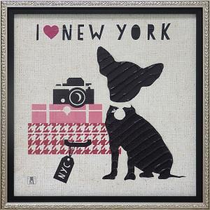 絵画 インテリア アートポスター スタジオ ムソー「ニューヨーク ポーチ」|touo