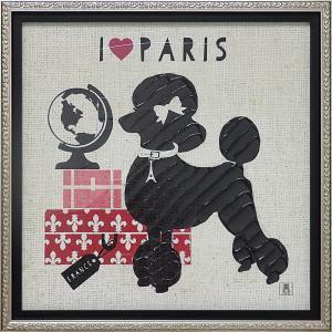 絵画 インテリア アートポスター スタジオ ムソー「パリ ポーチ」|touo