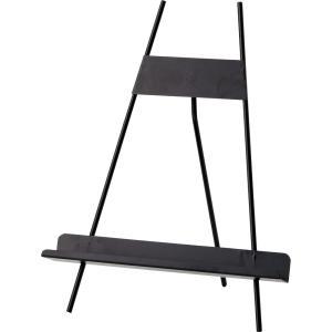 シンプル ワイヤー イーゼル「Sサイズ(ブラック)」|touo