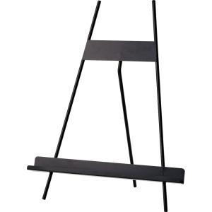 シンプル ワイヤー イーゼル「Mサイズ(ブラック)」|touo