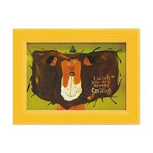 絵画 インテリア アートポスター 壁掛け (額縁 アートフレーム付き) 武内 祐人「ライオン」|touo