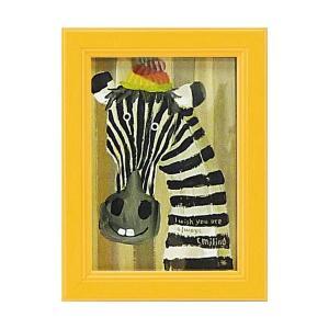 絵画 インテリア アートポスター 壁掛け (額縁 アートフレーム付き) 武内 祐人「シマ」|touo