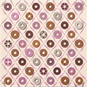 ノディック アート ボード「ドーナツ コレクション」|touo