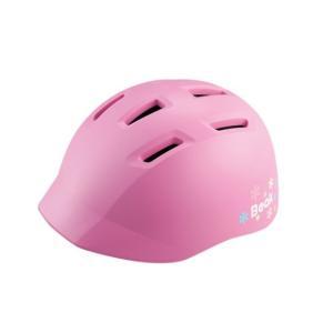 ブリヂストン ビーク ピンク CHB5157 子供用ヘルメット