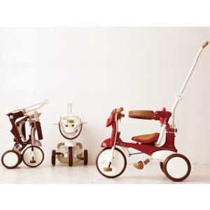 ☆★☆三輪車カバー付き☆★☆ M&M (エムアンドアム) iimo TRYCYCLE#02 (イーモ トライシクル #02) 子供用三輪車|tour-de-zitensya