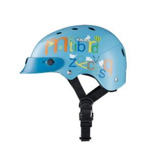 ブリヂストン コロン ライトブルー CHCH4652 子供用ヘルメット