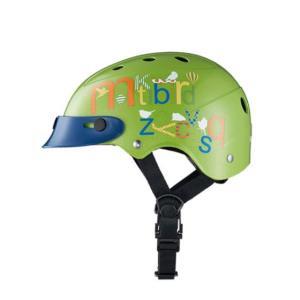 ブリヂストン コロン イエローグリーン CHCH4652 子供用ヘルメット