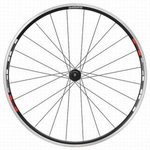 自転車 ホイール SHIMANO シマノ  WH-R501 FRONT WHEEL フロント ホイール クリンチャー 700C 前 EWHR501FCBYL