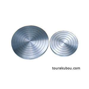 軽合金製ターンテーブル KE-3|tourakubou