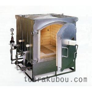 プロパン陶芸窯 PGA-03型(Dセット)自然燃焼式