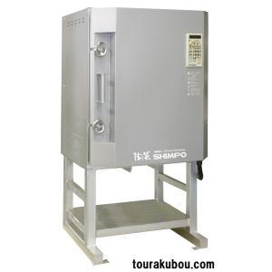 横扉式小型電気窯DFA-08型(マイコン付) tourakubou