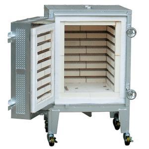 電気陶芸がまSN-8LT・DP型(横扉式・電子式地震安全装置内蔵プロコン) tourakubou