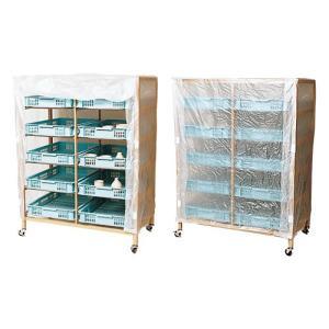 粘土作品乾燥棚3型・養生用ビニールカバー付|tourakubou