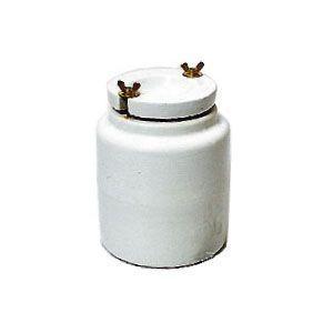 ポットミル容器 直径12cm(磁器玉付き)|tourakubou