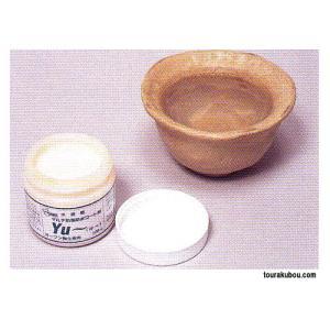 オーブン陶土用コート剤 Yu〜(ユー) 100ml tourakubou