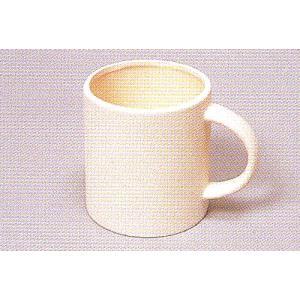 素焼き半磁器素材(本焼き用) マグカップ|tourakubou