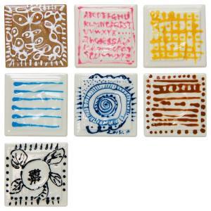 デコライナー(陶芸用盛り絵具)7色セット|tourakubou
