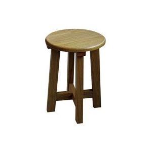 木製丸いす|tourakubou