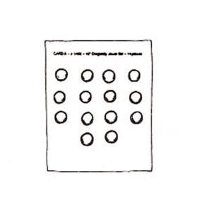 ジュエル22″用ODJ (144ヶ入)|tourakubou