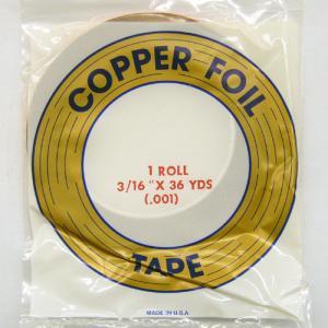 コパーテープ レギュラー E-3/16″(4.8mm)|tourakubou