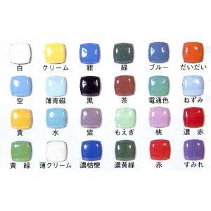 不透明七宝絵の具単色100g緑 tourakubou