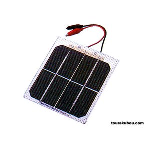 太陽電池F型|tourakubou