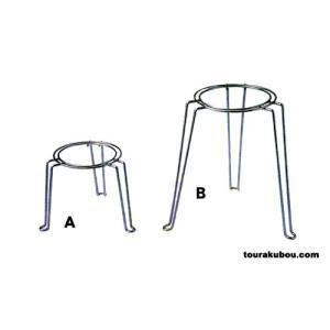鉄製三脚A アルコールランプ用 |tourakubou
