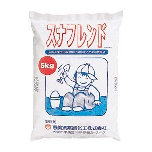 抗菌砂スナフレンド 5kg|tourakubou