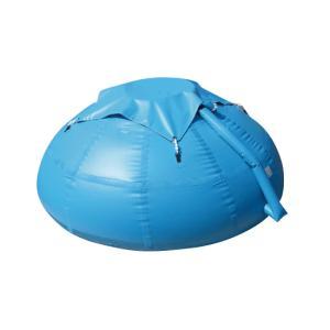 <材質> 本体・蓋:PVCターポリン無毒加工、フロード:EVA発泡体、グランドシート:ポ...