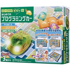 カードでピピッとはじめてのプログラミングカー|tourakubou