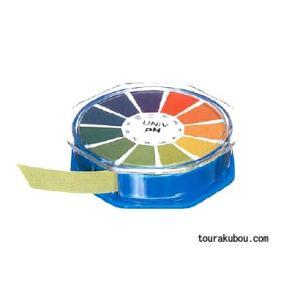 pH試験紙 巻取タイプ<全域>|tourakubou