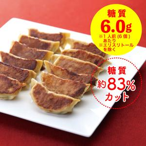 糖質制限 餃子(12個入)[冷凍] toushitsuseigen-com