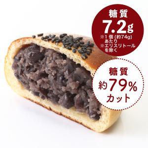 糖質制限 あんぱん(3個入)[冷凍]|toushitsuseigen-com
