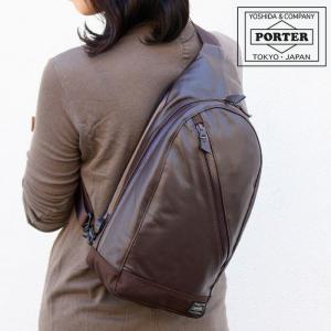 ポーター ズーム PORTER ZOOM ボディバッグ 107-01262 吉田カバン 日本製 正規品|touzaiyamakaban