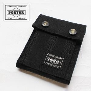 PORTER ポーター タンゴブラック 二つ折り財布 縦型 ...