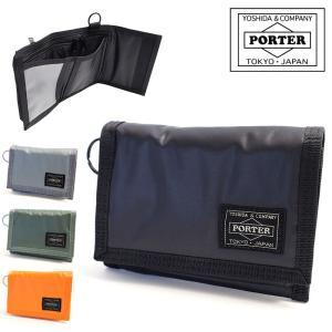 最大50%還元 PORTER CAPSULE ポーター カプセル 二つ折財布 555-06439 吉...