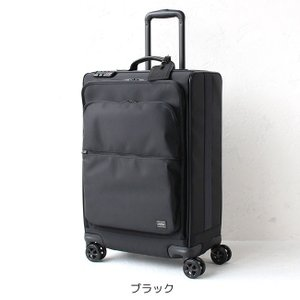 ポーター 吉田カバン タイム トロリーバッグ(L) PORTER TIME TROLLEY BAG(L) 655-17869 スーツケース ソフトキャリー プレゼント 女性 男性|touzaiyamakaban|02