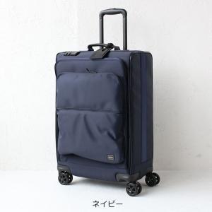 ポーター 吉田カバン タイム トロリーバッグ(L) PORTER TIME TROLLEY BAG(L) 655-17869 スーツケース ソフトキャリー プレゼント 女性 男性|touzaiyamakaban|04