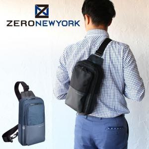 ゼロニューヨーク ZERO NEWYORK ワンショルダーバッグ ボディバッグ グラマシー シリーズ GRAMERCY エース 80821  正規品
