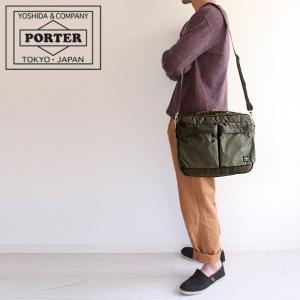ポーター フォース ショルダーバッグ PORTER FORC...