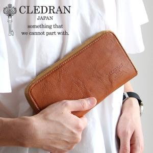 クレドラン 財布 CLEDRAN LUST SLIM LONG WALLET ラスト スリムロングウォレット 長財布 6514 日本製 touzaiyamakaban