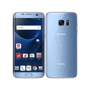【SIMフリー simロック解除済】 Galaxy S7 Edge 32GB ブルー  ドコモ ソフトバンク au ワイモバイル UQモバイル 楽天モバイル 格安SIM対応 送料無料|towayshop