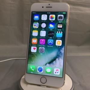 【中古Bランク】iPhone6 ゴールド 64GB docomo ドコモ ネットワーク利用制限 O docomo系格安sim対応 IMEI 359281069977398|towayshop