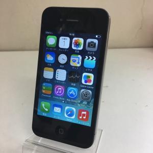 【中古Bランク】iPhone4 黒 16GB softbank ソフトバンク ネットワーク利用制限◯ ip012650006174922|towayshop