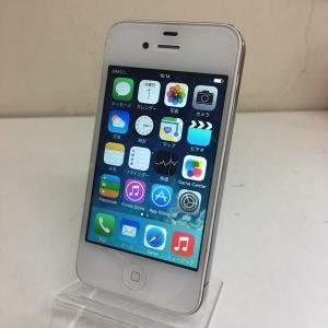 【中古Cランク】iPhone4 白 16GB softbank ソフトバンク ネットワーク利用制限◯ ip012751000130975|towayshop