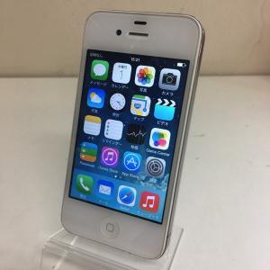 【中古Bランク】iPhone4 白 8GB softbank ソフトバンク ネットワーク利用制限◯ ip012839004238363|towayshop