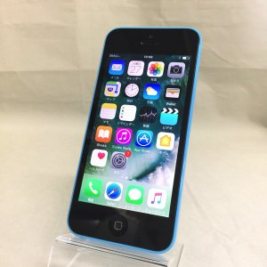 iPhone5c 青 16GB アメリカ版SIMフリー docomo/sb通話/LTE通信 OK docomo系/au系格安sim OK バッテリー1年保証 ip013787001124020|towayshop