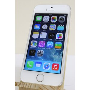 iPhone 5s 白 16GB カナダ版SIMフリー docomo/softbank通話/LTE通信 OK docomo系格安sim OK  ip013887003432395|towayshop